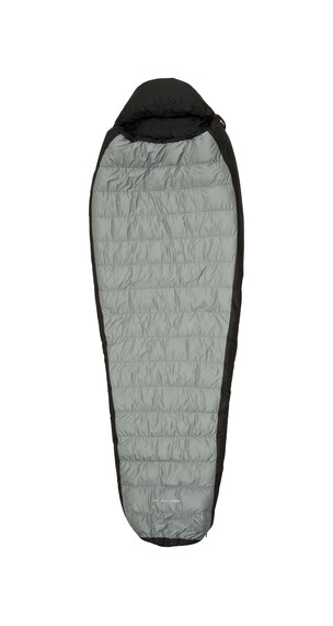 Yeti Fusion 500 Sleeping Bag L Zip L silver grey/ black/black